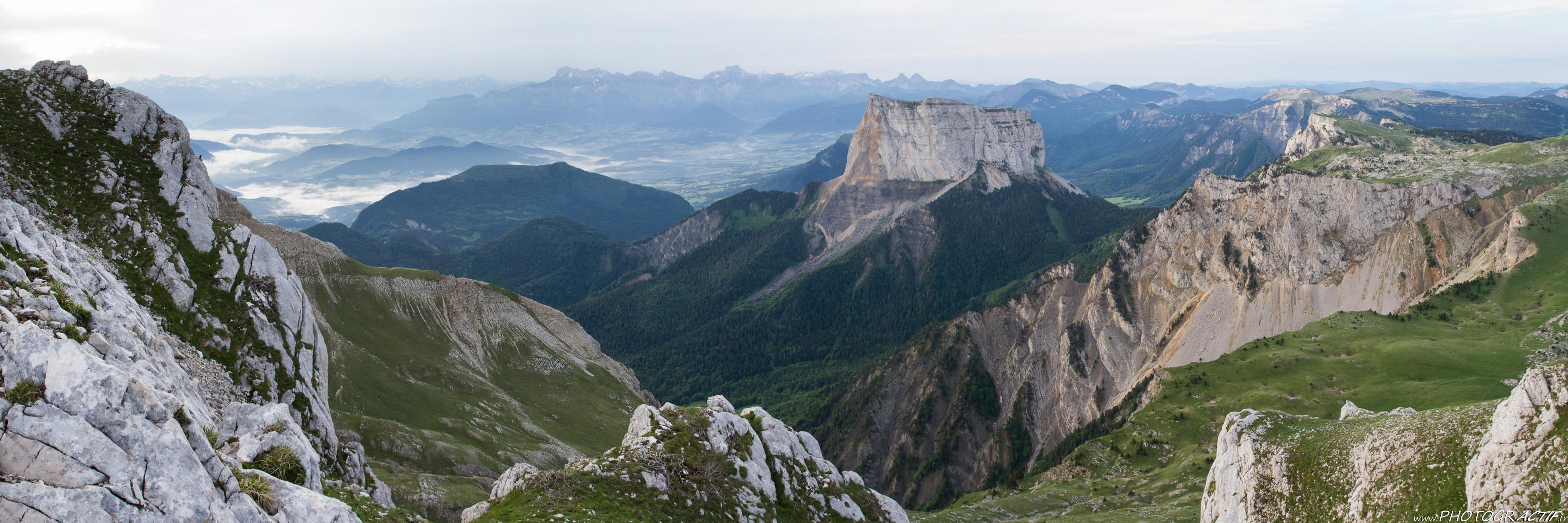 14_Grand Veymont_Mont Aiguille