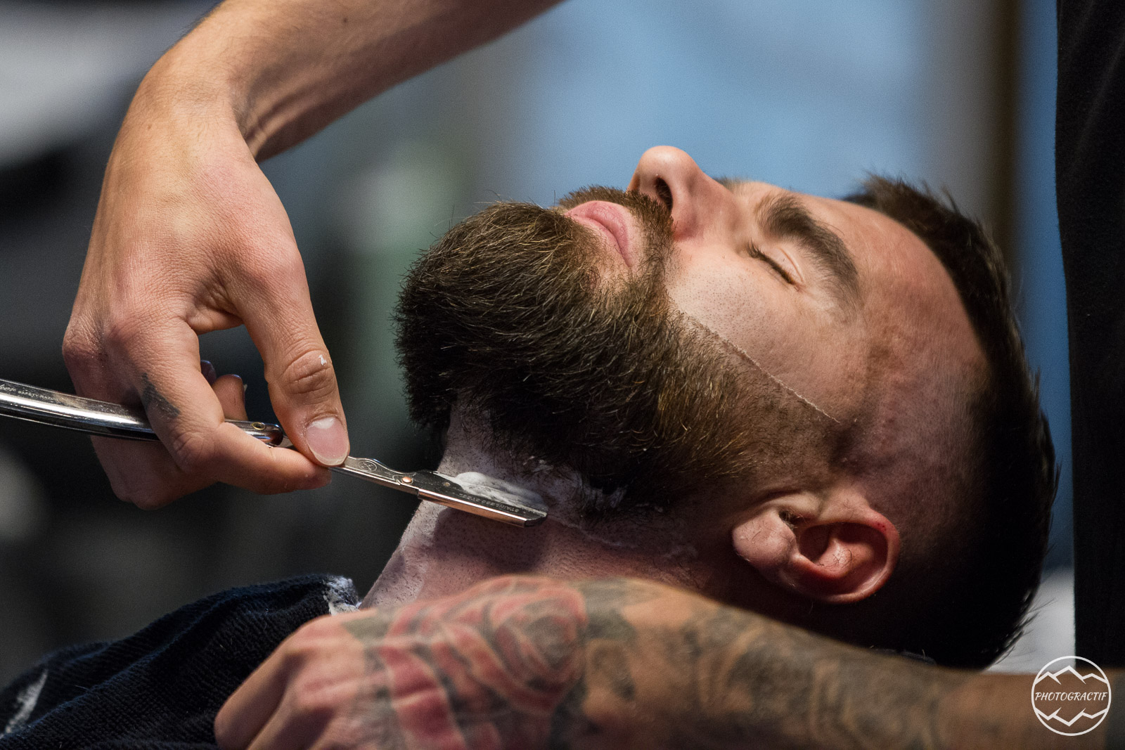 Arthur & John barber shop