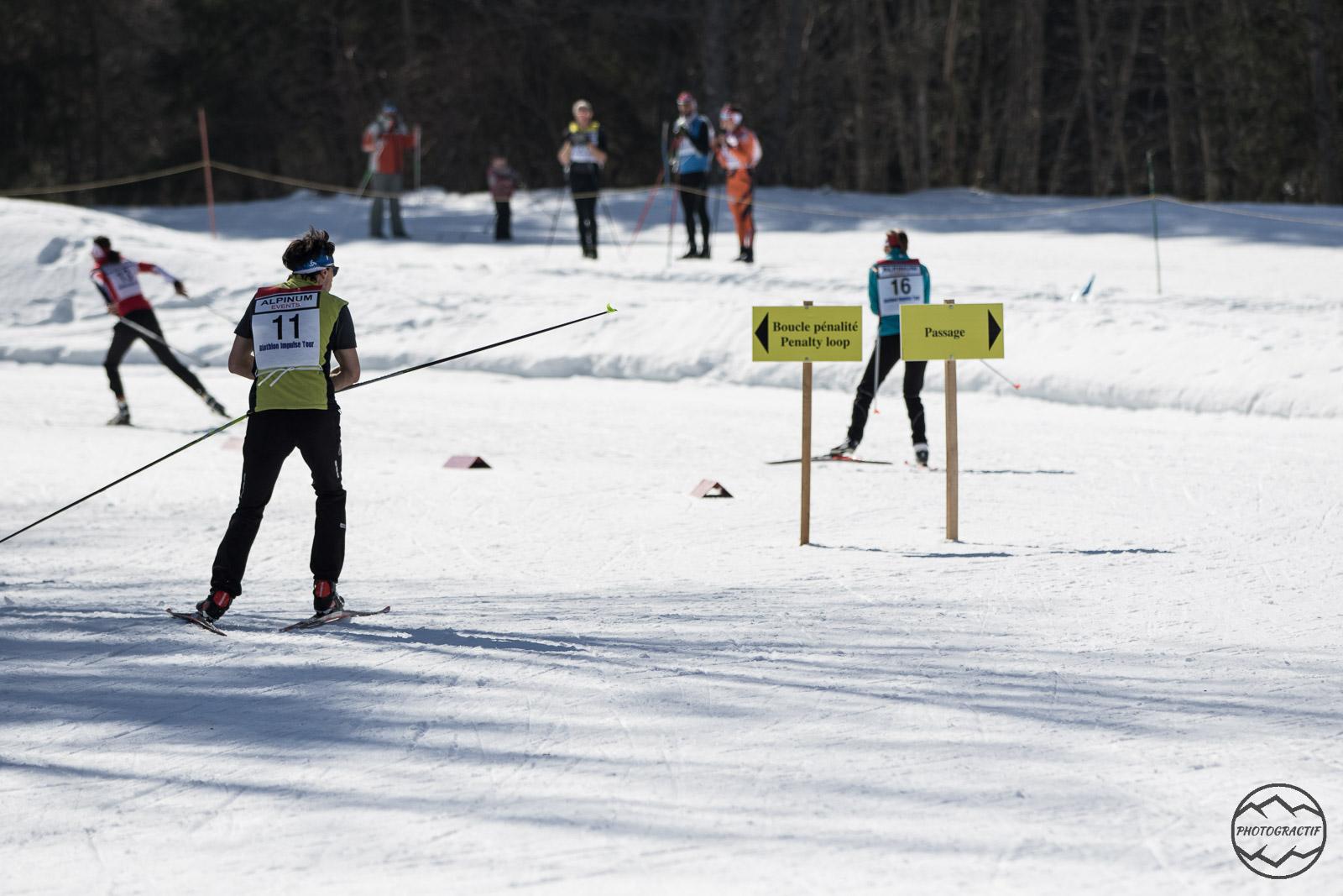 Biathlon Alpinum 2019
